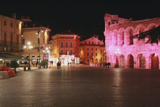 Hotel Nel Centro Di Verona