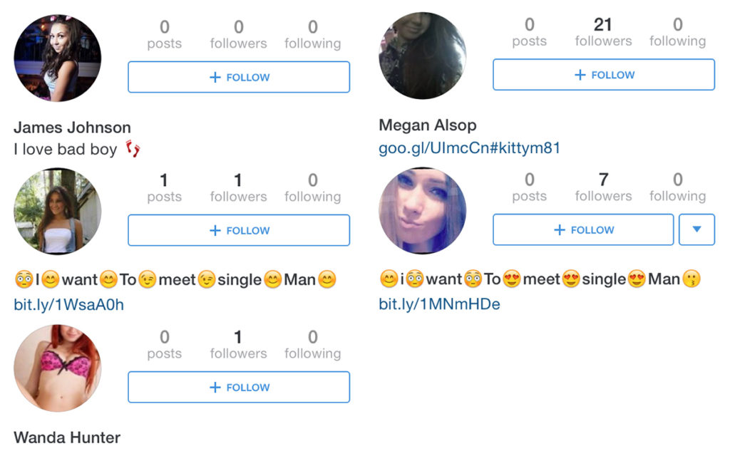 instagram-fake