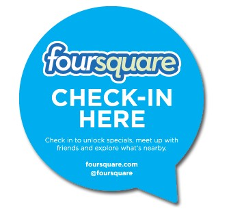 Foursquare-Checkin-hotel