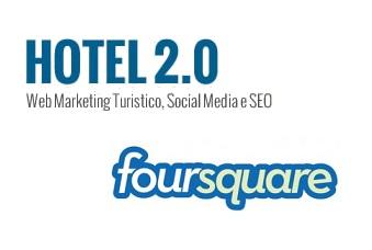 Foursquare al WHR 2012
