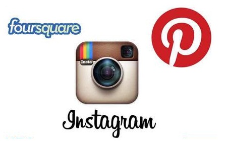 pinterest-instagram-foursquare