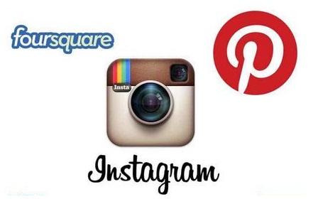 pinterest-instagram-foursquare