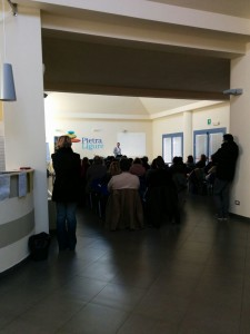Corso Formazione a Pietra Ligure, Danilo Pontone e Manuel Faè