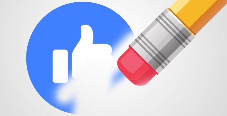 Facebook nasconde i like: quali sono le conseguenze?
